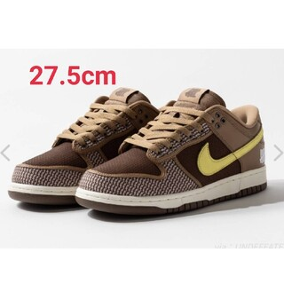 NIKE - UNDEFEATED×NIKE DUNK LOW SP 27.5cm