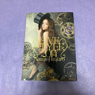 ☆LIVE STYLE 2014  【 DVD 】(ミュージック)