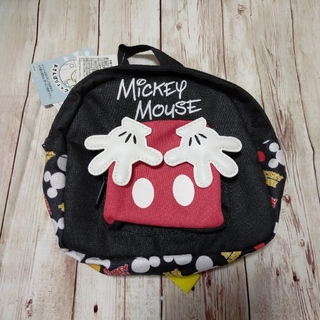 ディズニー(Disney)のDisney ミッキーマウス おさんぽリュック(リュックサック)