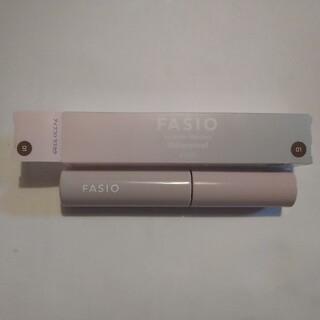 Fasio - Fasioアイブロウマスカラ 01ダークブラウン