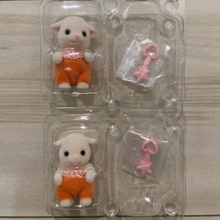 新品未開封★シルバニアファミリー 赤ちゃんなりきりシリーズ ヤギの赤ちゃん