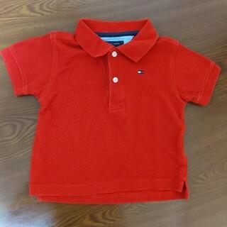 トミーヒルフィガー(TOMMY HILFIGER)のTOMMY HILFIGER ベーシックポロシャツ 12M トミーフィルフィガー(Tシャツ)