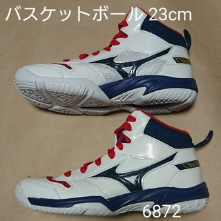 ミズノ(MIZUNO)のバスケットボール 23cm ミズノ ルーキー BB4(バスケットボール)
