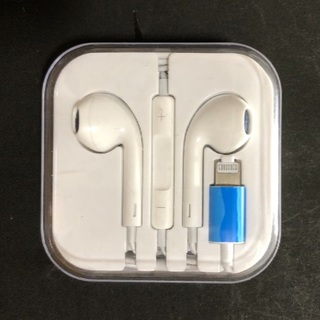 アイフォーン(iPhone)のiPhone イヤホン(ヘッドフォン/イヤフォン)