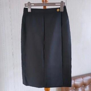 グッチ(Gucci)のGUCCI 巻きスカート(ひざ丈スカート)