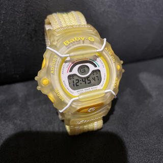 ベビージー(Baby-G)のCASIO Baby- G X-treme(腕時計)