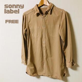 サニーレーベル(Sonny Label)のSonny label 内ポケット シャツブラウス サニーレーベル(シャツ/ブラウス(長袖/七分))