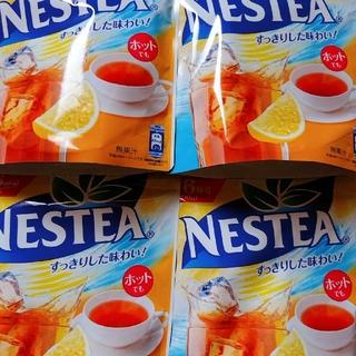 ネスレ(Nestle)のネスレ レモンティー4袋(その他)