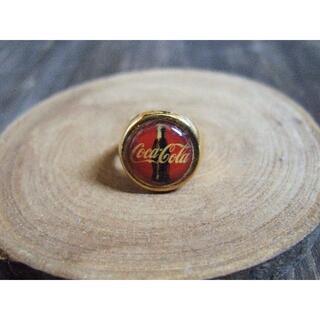 コカコーラ(コカ・コーラ)のアメリカン雑貨☆Coca-Cola リング(リング(指輪))