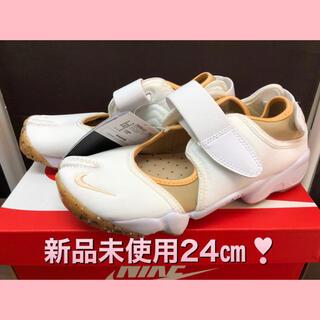 ナイキ(NIKE)のナイキ エアリフト2021年6月発売モデル 白  24㎝ 新品未使用品(スニーカー)