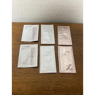 ルナソル(LUNASOL)のルナソル LUNASOL サンプルセット(化粧水/ローション)