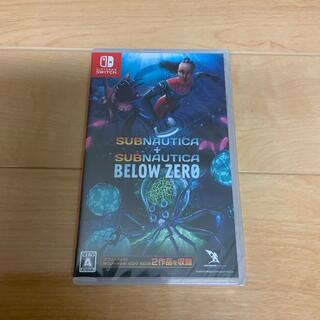 ニンテンドースイッチ(Nintendo Switch)のサブノーティカ+サブノーティカ: ビロウ ゼロ Switch(家庭用ゲームソフト)