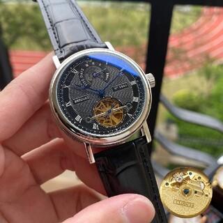 イチパーセント(1%)のブレゲ★腕時計(腕時計(アナログ))