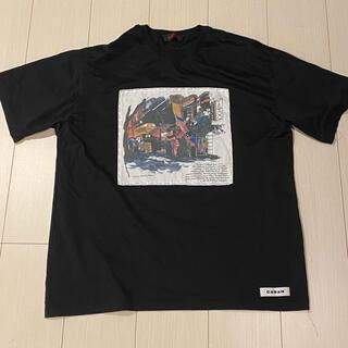 トゥモローランド(TOMORROWLAND)のCABaN×Fabrice Moireau アートTシャツ (Tシャツ/カットソー(半袖/袖なし))