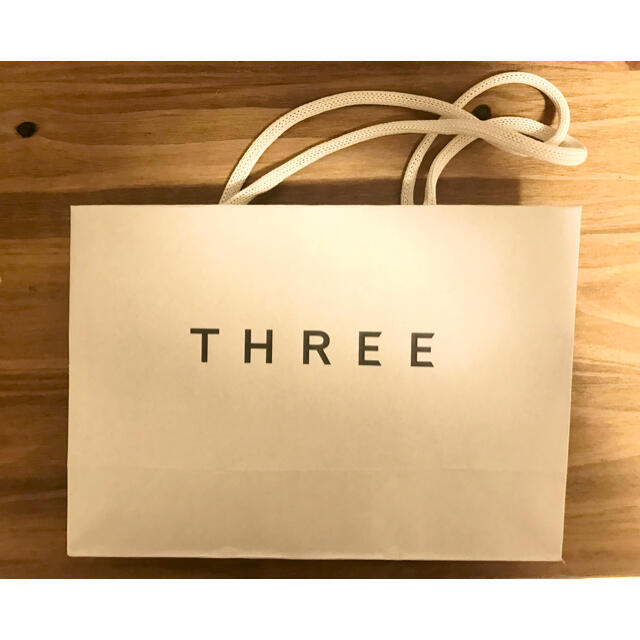 THREE(スリー)のthree ハンドクリーム コスメ/美容のボディケア(ハンドクリーム)の商品写真