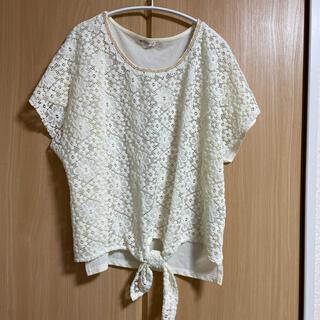 アクシーズファム(axes femme)のアクシーズファム Mサイズ(⁎⁍̴̛ᴗ⁍̴̛⁎)(Tシャツ(半袖/袖なし))