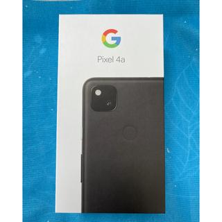 グーグル(Google)の【reon様専用】Google Pixel 4a JustBlack 128GB(スマートフォン本体)