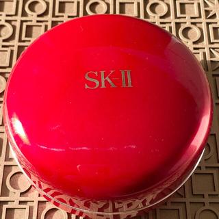 エスケーツー(SK-II)のSK-II  エスケーツー フェイシャル トリートメント ルースパウダー UV(フェイスパウダー)