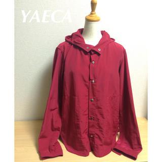ヤエカ(YAECA)の YAECA 美品ナイロンパーカー(カバーオール)