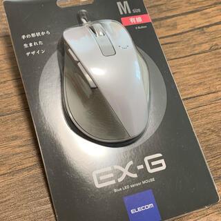 エレコム(ELECOM)のエレコム ELECOM マウス 有線 Mサイズ EX-G(PC周辺機器)