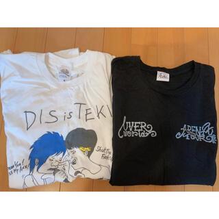 UVERworld 2016アリーナツアー ライブTシャツ(ミュージシャン)
