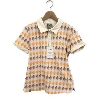 ナイキ(NIKE)のナイキ NIKE 半袖ポロシャツ    レディース L(ポロシャツ)