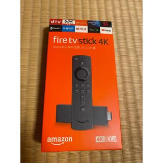 アップル(Apple)の mi様専用Fire TV Stick 4K -Alexa対応音声認識リモコン付(テレビ)