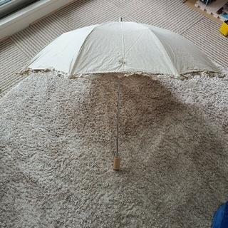 バーバリー(BURBERRY)のバーバリー 晴雨兼用 折り畳み傘 日傘(傘)