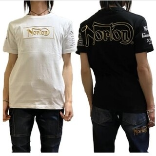 ノートン(Norton)のSALE!! 7689円→4690円【NORTON(ノートン)メンズ】メタルエン(Tシャツ/カットソー(半袖/袖なし))