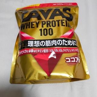 ザバス(SAVAS)のザバス ホエイプロテイン100 ココア(プロテイン)