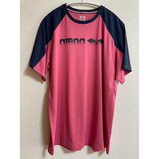 アリーナ(arena)のarena トレーニングウェア サイズXL(Tシャツ/カットソー(半袖/袖なし))