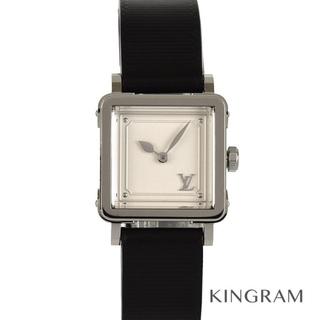 ルイヴィトン(LOUIS VUITTON)のルイ・ヴィトン アンプリーズPM  レディース腕時計(腕時計)