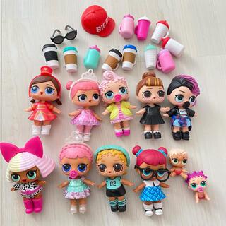 バンダイ(BANDAI)のLOL まとめ売り お人形セット(ぬいぐるみ/人形)