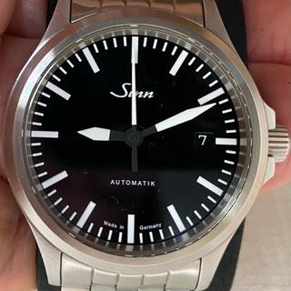 シン(SINN)のSINNジン556美品(腕時計(アナログ))