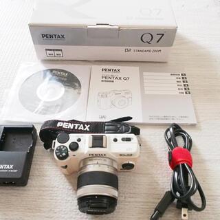 PENTAX - PENTAX Q7 ズームレンズキット