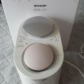 SHARP - SHARP プラズマクラスタースチーマー IB-ST72-P 2012年製