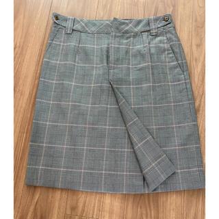 グッチ(Gucci)の送料込み 美品 Gucci スカート(ひざ丈スカート)