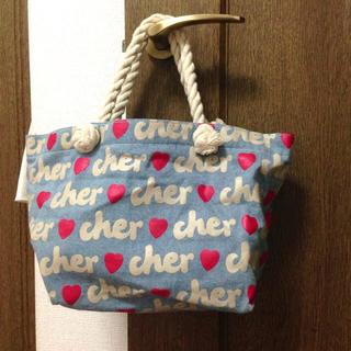 シェル(Cher)のcher♡ キュートハンドバック(ハンドバッグ)