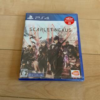プレイステーション4(PlayStation4)のSCARLET NEXUS(スカーレットネクサス) PS4(家庭用ゲームソフト)
