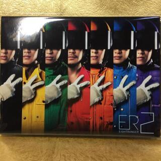 エイトレンジャー / ER2[DVD付初回限定盤A](ポップス/ロック(邦楽))