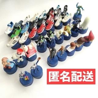 アディダス(adidas)のPEPSI ボトルキャップ 38個セット ペプシ アディダス 猿の惑星 スヌーピ(ノベルティグッズ)