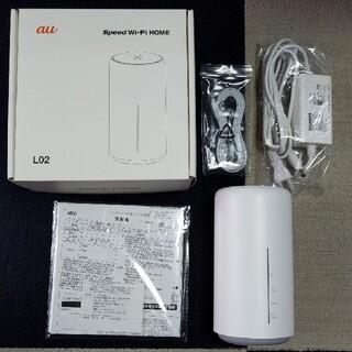 ファーウェイ(HUAWEI)の値下★Speed Wi-Fi HOME L02(PC周辺機器)