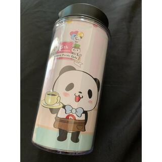 ラクテン(Rakuten)の【新品未使用】お買いものパンダ タンブラー(キャラクターグッズ)