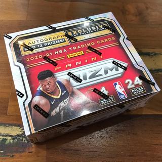 NBA 2020-21 PANINI PRIZM BASKETBALL リテール(Box/デッキ/パック)