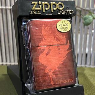 ジッポー(ZIPPO)のZIPPOジッポライター イオンコートレーザー鳳凰(タバコグッズ)