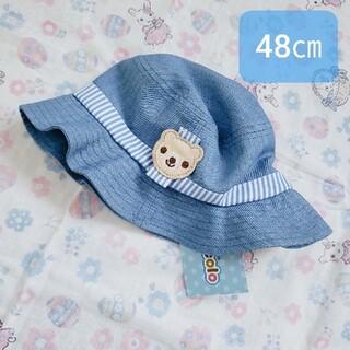 キムラタン(キムラタン)のあんママ様専用 ピッコロ 帽子 48㎝ PICCOLO(帽子)