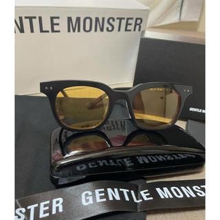 ビッグバン(BIGBANG)のGentle Monster ジェントルモンスター south side 黄色(サングラス/メガネ)
