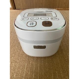 シャープ(SHARP)のMisatoさん専用シャープ3合炊き炊飯器 1年使用(炊飯器)