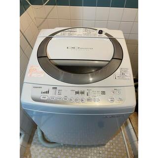 東芝 - 119 TOSHIBA 7Kg洗濯機 AW-70DM(W) 2013年製