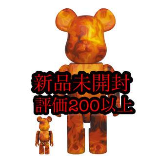 メディコムトイ(MEDICOM TOY)のBE@RBRICK SSUR FIRE 100% & 400%(キャラクターグッズ)